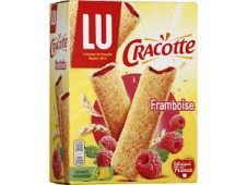 Craquinettes Framboise x12 200 grs