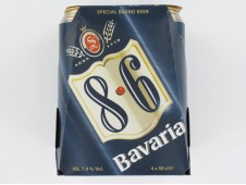86 bavaria 4x 50cl Alc 7.9% vol-