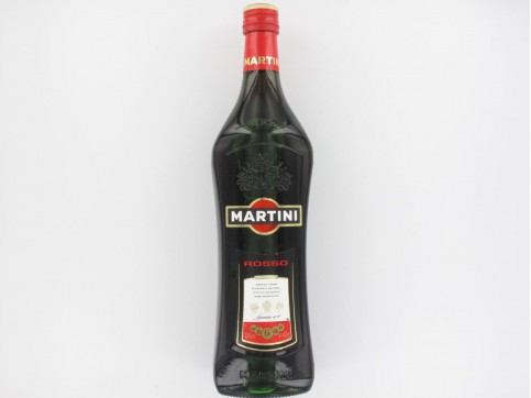 Martini rouge 1 litre