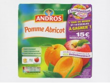 image-produit-Compote pomme Abricot Andros x4