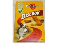 Biscuits pour chien Biscrok 500 grs-