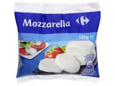 Mozzarela 125 grs Grand Jury-