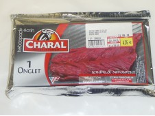 onglet de Boeuf Charal x1 -