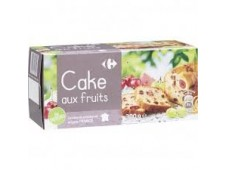 Cake Aux Fruits Carrefour 300 grs