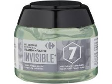 Gel Coiffure Invisible Carrefour 250 Ml