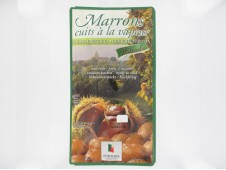 Marron cuit vapeur origine France 500 grs-