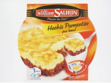 Hachis parmentier pur bœuf William Saurin 300 grs-
